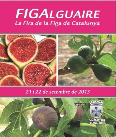 FIRA DE LA FIGA DE ALGUAIRE 21 i 22 de Setembre del 2013