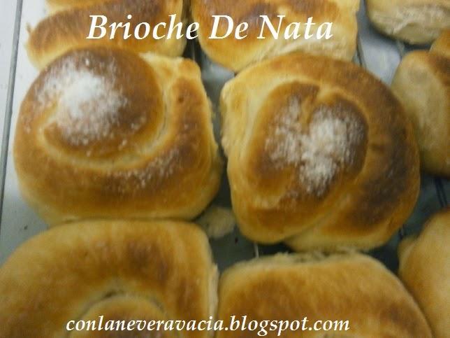 BRIOCHES DE NATA
