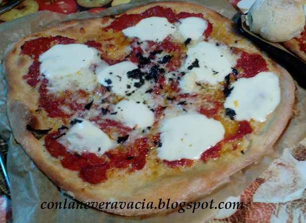 PIZZA RECETA HERMANAS SIMILI
