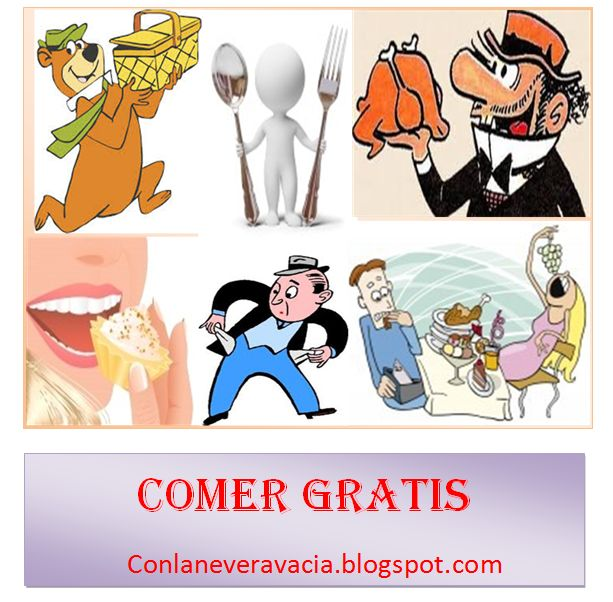 COMER GRATIS