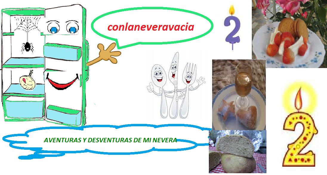 CONLANEVERAVACIA CUMPLE 2 AÑOS